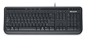 MICROSOFT 600 WIRED KEYBOARD