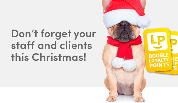 Don't forget your staff and clients this Christmas!