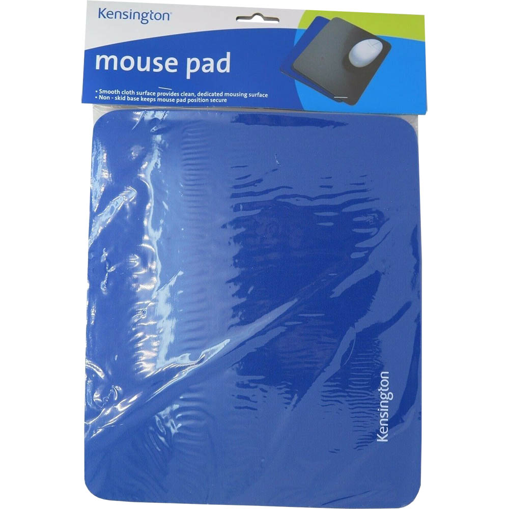 KENSINGTON MOUSE PAD BLUE