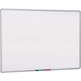 VISIONCHART MAGNETIC PORCELAIN WHITEBOARD 900 X 600MM